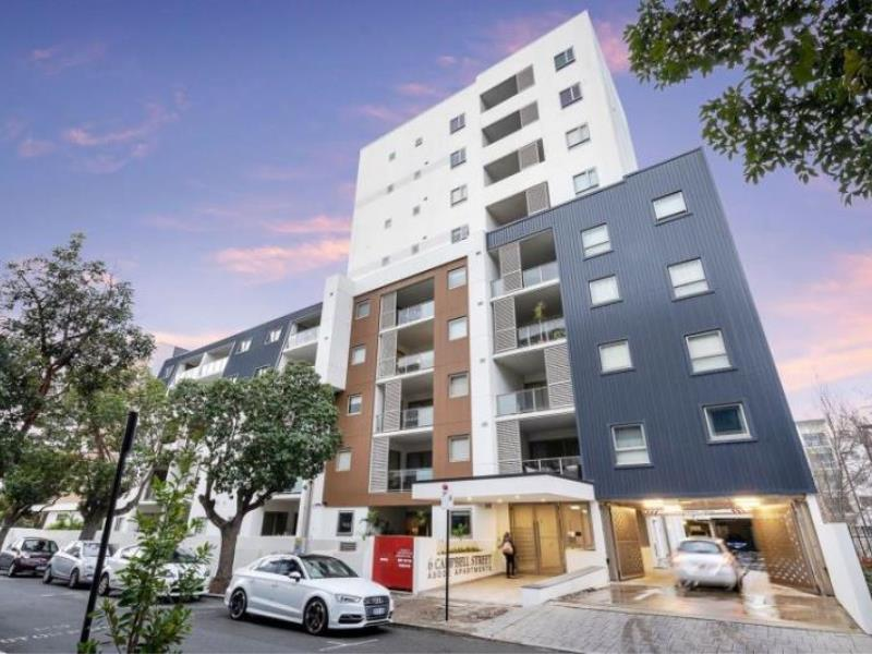 60/6 Campbell Street, West Perth