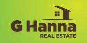 G Hanna Real Estate