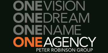 One Agency Peter Robinson Group